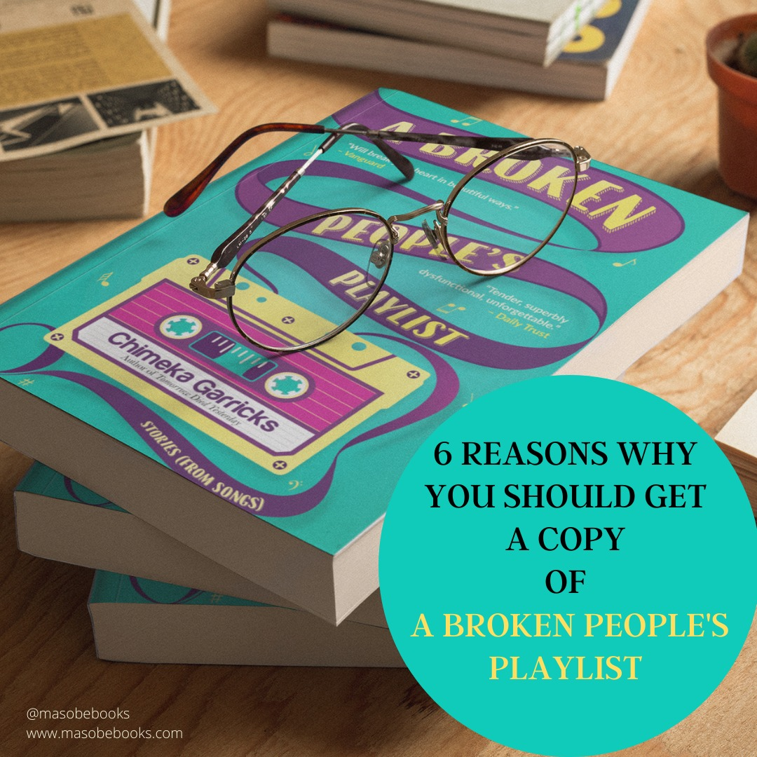 "6 Reasons Why You Should Read ""A Broken People's Playlist"""